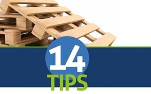 2Return presents: 14 tips to avoid pallet damage